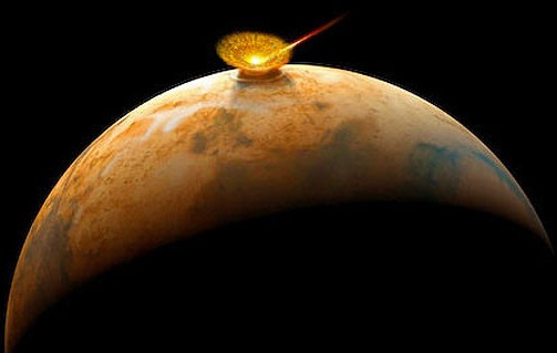 Spacecraft-Orbit-Mars-Risk-Primordial-Material